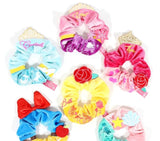 DDLGVERSE Princess Scrunchies