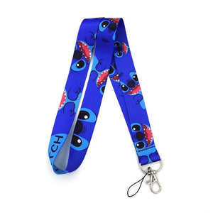 Stitch & Angel Lanyards