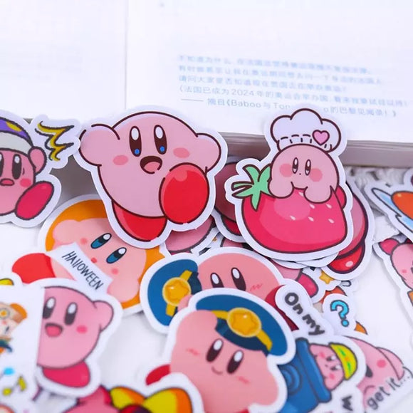 Kirby Stickers