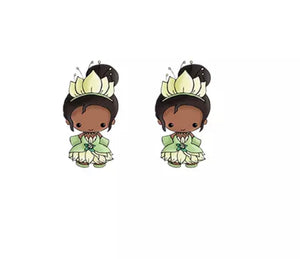 DDLGVERSE Tiana Stud Earrings