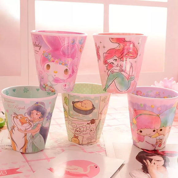 Character Plastic Cups