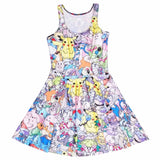 Catch 'Em All Dress