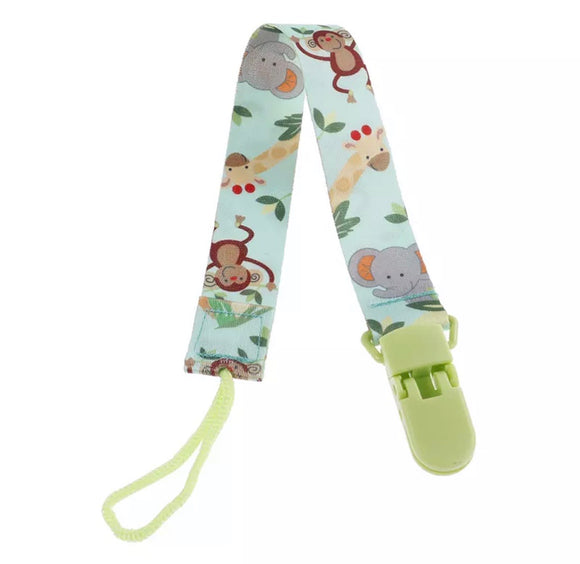 Safari Pacifier Clip