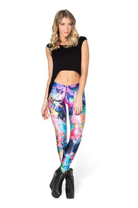 DDLGVERSE Princess Leggings on model