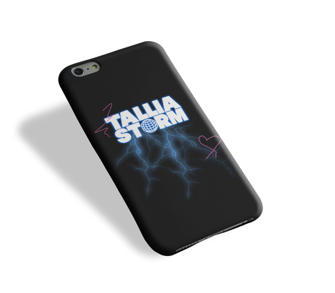 'Tallia Storm' Lightning Phone Case