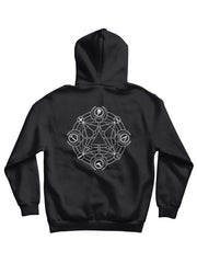 Transmutation Circle Zipper Hoodie