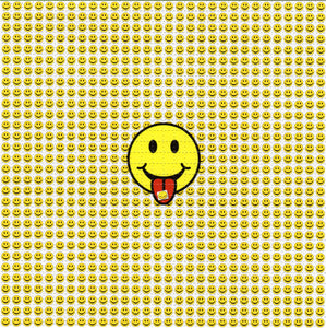 Smiley Face Tabs BLOTTER ART acid free perforated lsd paper