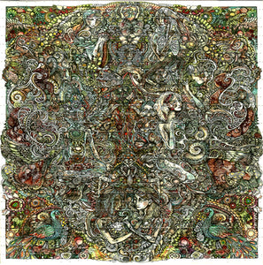 Everything BLOTTER ART acid free perforated lsd paper