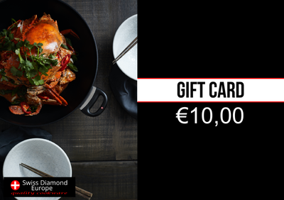 Gift Card € 10,00