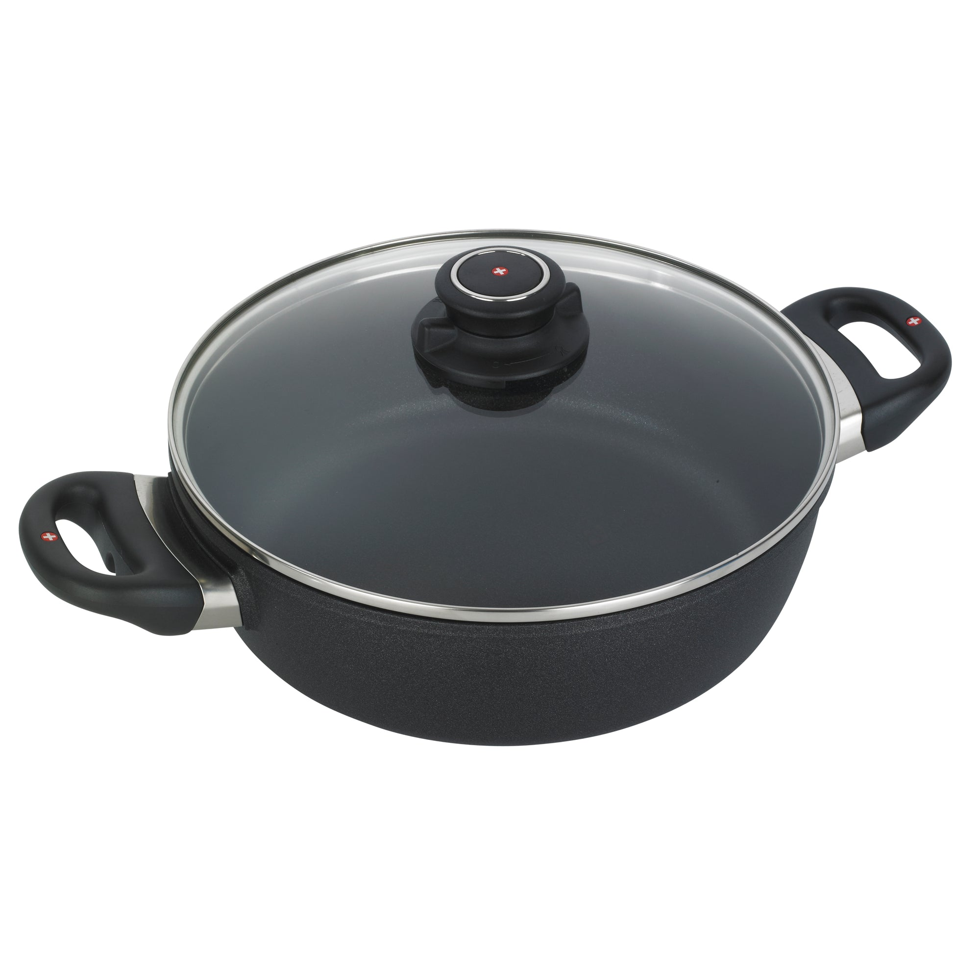 Casserole with lid 24 cm | XD Nonstick