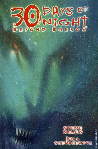 30 Days of Night Vol 9: Beyond Barrow