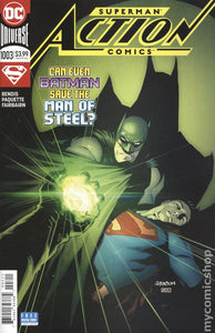 Action Comics (2016 3rd Series) #1003A