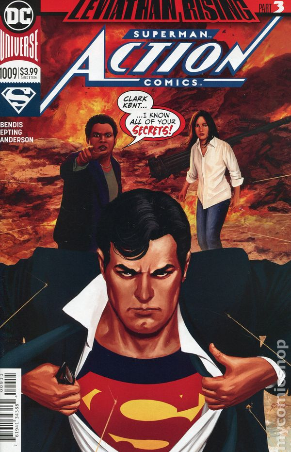 Action Comics (2016 3rd Series) #1009A