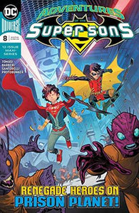 Adventures of the Super Sons (2018-) #8