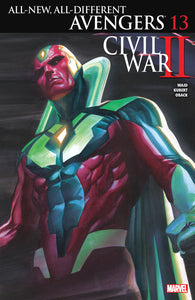 All New All Different Avengers (2015) #13A