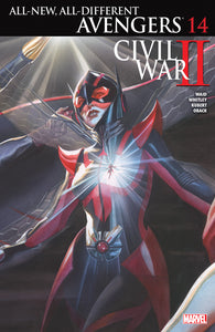 All New All Different Avengers (2015) #14A