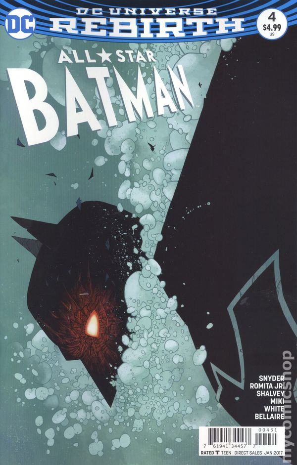 All Star Batman (2016) #4C