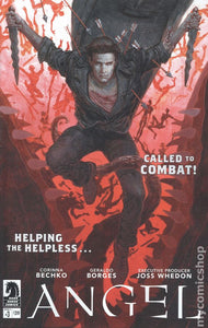 Angel (2016 Dark Horse) Season 11 #3A