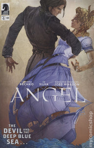 Angel (2016 Dark Horse) Season 11 #5A