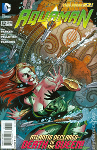 Aquaman (2011 5th Series) #32A