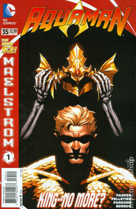 Aquaman (2011 5th Series) #35A