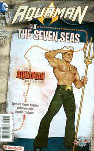 Aquaman (2011 5th Series) #43B