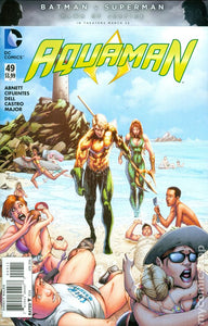 Aquaman (2011 5th Series) #49A
