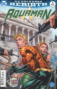 Aquaman (2016 6th Series) #3A Rebirth