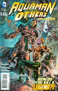 Aquaman and the Others (2014) #3