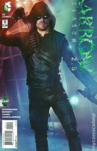 Arrow Season 2.5 (2014 DC) #11