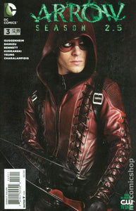 Arrow Season 2.5 (2014 DC) #3