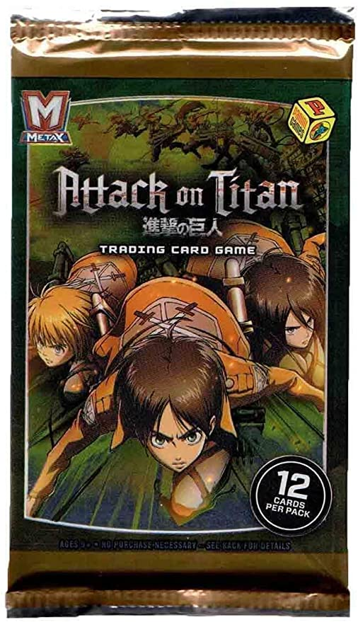 Attack on Titan: Meta X TCG BOOSTER