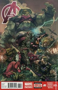 Avengers (2013 5th Series) #13
