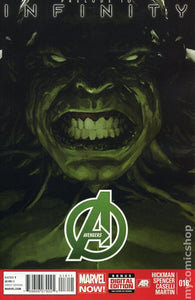 Avengers (2013 5th Series) #16