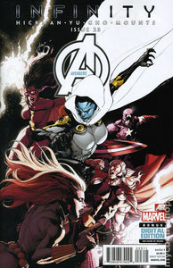 Avengers (2013 5th Series) #23
