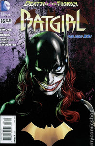 Batgirl (2011 4th Series) #16