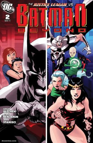 Batman Beyond (2011-) #2