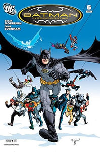 Batman Incorporated (2010 - 2011) #6