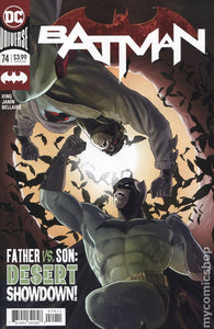 Batman (2016 3rd Series) #74A