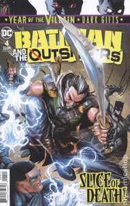 Batman and the Outsiders (2018 3rd Series) #4A