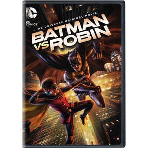 Batman vs Robin (DVD)
