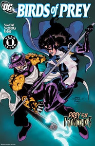 Birds of Prey (1999-2009) #94