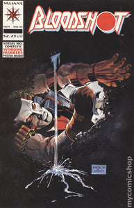 Bloodshot (1993 1st Series) #10