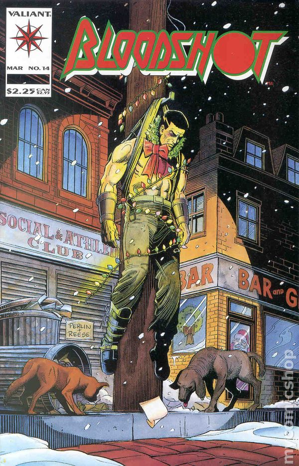 Bloodshot (1993 1st Series) #14