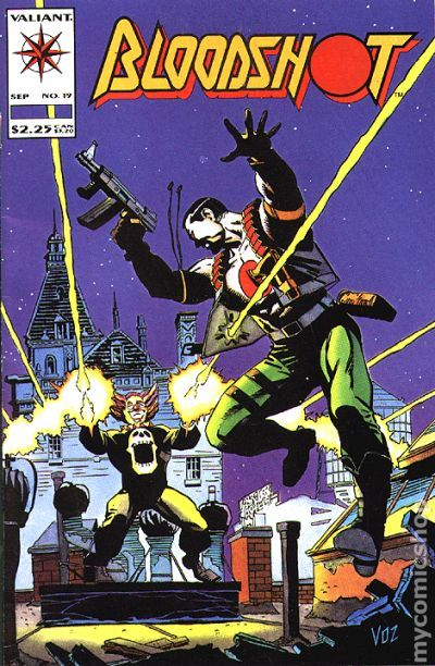 Bloodshot (1993 1st Series) #19