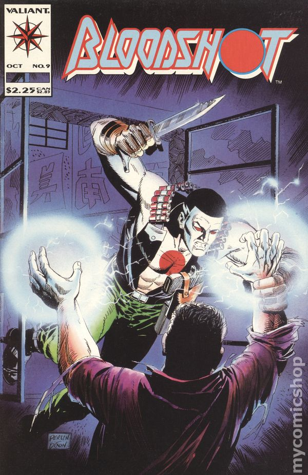 Bloodshot (1993 1st Series) #9