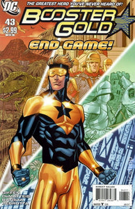 Booster Gold (2007 DC 2nd Series) #43