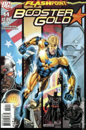 Booster Gold (2007 DC 2nd Series) #44A