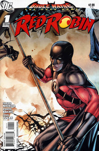Bruce Wayne - The Road Home: Red Robin #1