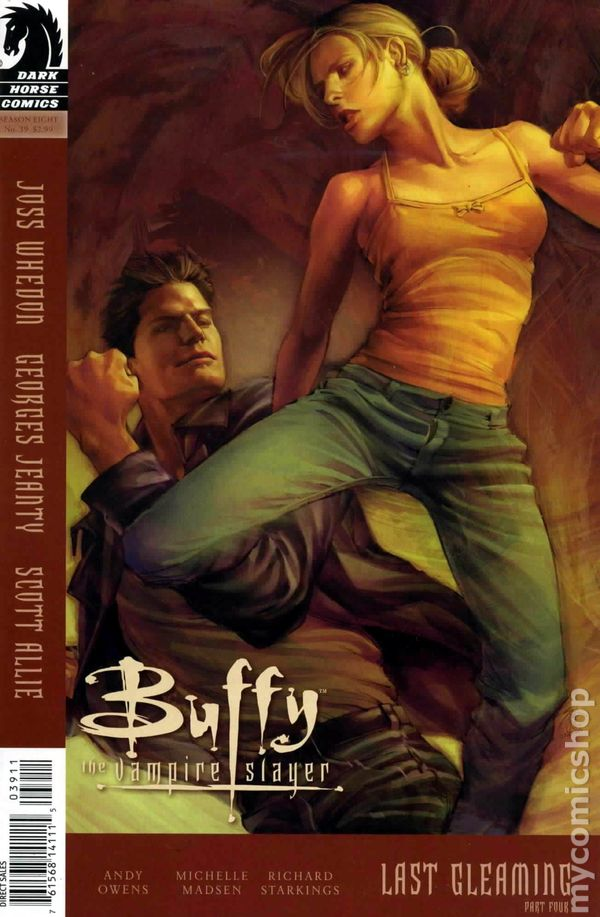 Buffy the Vampire Slayer (2007 Season 8) #39A